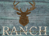 Rustic Ranch Prints by Marilu Windvand