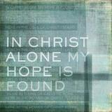 Alone My Hope Stampe di Dallas Drotz