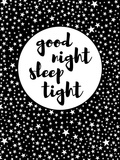 Buenas noches Pósters por  Nanamia Design