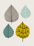 Leaves Posters by  Nanamia Design