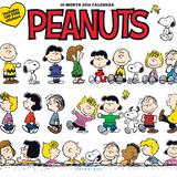 Peanuts Happiness Is - 2018 Calendar Kalender