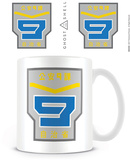 Ghost In The Shell - Section 9 Mug Becher