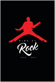 King Of Rock Plakat