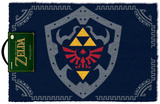 The Legend Of Zelda - Hylian Shield Door Mat Rariteter
