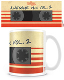 Guardians Of The Galaxy Vol. 2 - Awesome Mix Vol. 2 Mug Tazza
