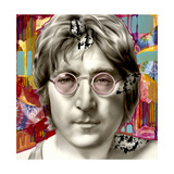 John Lennon: Imagine Art by  Shen