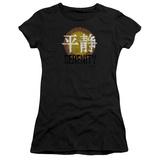 Juniors: Firefly- Distressed Serenity Logo (Premium) Shirts