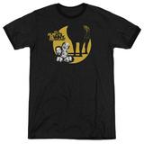 Always Sunny In Philadelphia- Bull Moon Pile Ringer T-Shirt
