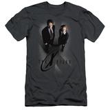 The X-Files- X Marks The Spot Slim Fit T-shirts