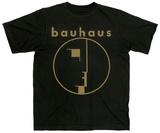 Bauhaus - Spirit Logo Gold T-Shirt
