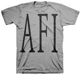 AFI - Jumbo Logo Camiseta