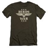 Always Sunny In Philadelphia- Birds Of War (Premium) T-Shirt