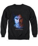 Crewneck Sweatshirt: Vampire Diaries- Damon T-Shirt