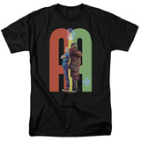 Archer & Armstrong- Back To Back T-Shirt