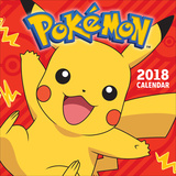 Pokemon - 2018 Calendar Calendars