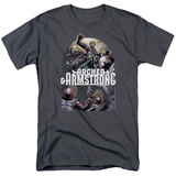 Archer & Armstrong- Dropping In T-shirts