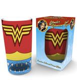DC Comics Wonder Woman 500 ml Glass Gadget