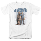 Archer & Armstrong- Standing Strong Shirts