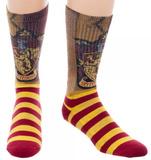 Harry Potter - Gryffindor Crew Socks Meias