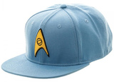 Star Trek - Science Snapback Chapéu