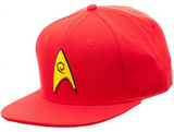 Star Trek - Engineering Snapback Chapéu