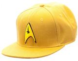 Star Trek - Command Snapback Chapéu