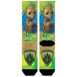 Guardians of the Galaxy Vol. 2 - Groot Crew Socks Socks