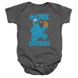 Infant: Sesame Street- More Cookies Onesie Infant Onesie