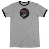 Parks & Recreation- Mouse Rat Circle Ringer Shirts