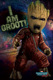 Guardians Of The Galaxy Vol.2 - Angry Groot Foto