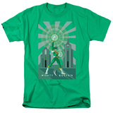Power Rangers- Green Ranger Deco T-Shirt