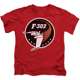Juvenile: Stargate- F302 Logo Shirt