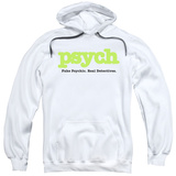Hoodie: Psych- Psych Pullover Hoodie