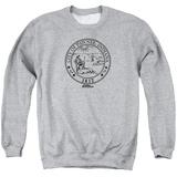 Crewneck Sweatshirt: Parks & Rec- Pawnee Seal T-shirts