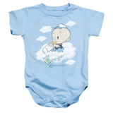 Infant: Popeye- Baby Clouds Onesie Infant Onesie