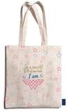 Wonder Woman - I Am Tote Bag Draagtas