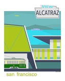 View Alcatraz Posters by Michael Murphy