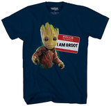 Youth: Guardians of the Galaxy Vol. 2 - My Name is Groot T-Shirts