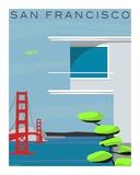 Modern SF III Kunstdrucke von Michael Murphy