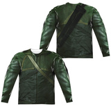 Long Sleeve: Arrow- Uniform (Front/Back) Sublimated