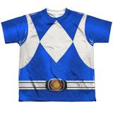 Youth: Power Rangers- Blue Ranger T-shirts