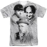 Three Stooges- Signature Shirts