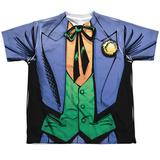 Youth: Batman- Joker Uniform T-Shirt