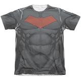 Batman- Red Hood Logo Costume Tee T-Shirt