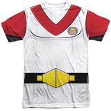 Voltron- Keith Costume Tee T-Shirt