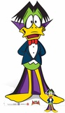 Count Duckula - Mini Cutout Included Pappfigurer