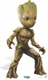 Baby Groot - Guardians of the Galaxy Vol. 2 - Mini Cutout Included Silhouettes découpées en carton