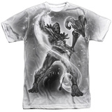 Masters Of The Universe- Skeletor Evil Mystic T-shirts