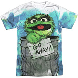 Sesame Street- Oscar Canned T-Shirt