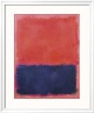 Untitled, 1960-61 Kunstdrucke von Mark Rothko